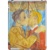 Steampunk Johniaty iPad Case/Skin