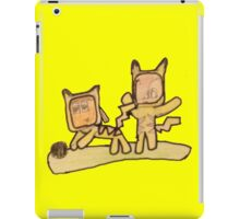 PIKACHU SUITS iPad Case/Skin