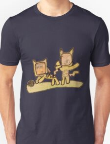 PIKACHU SUITS Unisex T-Shirt