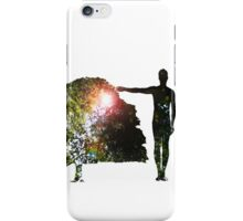 Eco Warrior (Male) iPhone Case/Skin