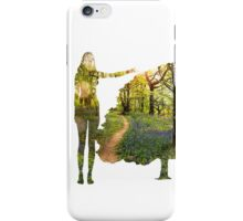 Eco Warrior (Female)  iPhone Case/Skin
