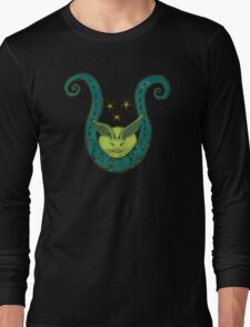 Bunny-Luck Glyph Long Sleeve T-Shirt