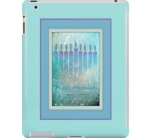 Happy Hannukah iPad Case/Skin