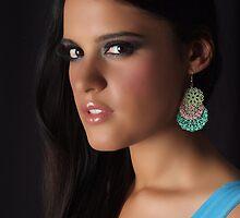 Alana Brazda by visage