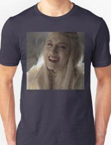 Stahma Tarr Laughing Defiance T-Shirt