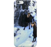 chamois x3 iPhone Case/Skin