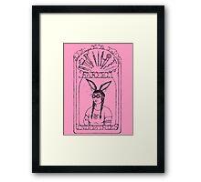 Rarebit Industries Framed Print