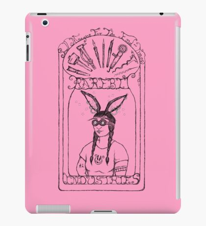 Rarebit Industries iPad Case/Skin