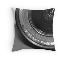Lens Throw Pillow