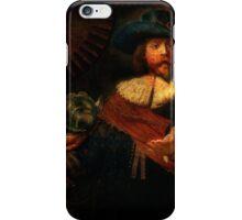 Steampunk Rembrandt - The Night Watch iPhone Case/Skin