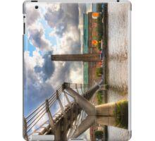 Tate Modern - London's Old Bankside Power Station iPad Case/Skin