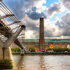 Tate Modern - London's Old Bankside Power Station by Mark Tisdale