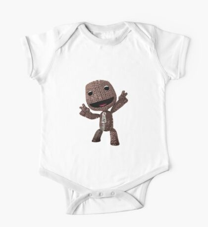 Little Big Planet One Piece - Short Sleeve