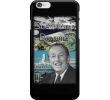 Walt Disney's EPCOT Center iPhone Case/Skin