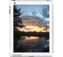 December Sunset 2014 iPad Case/Skin