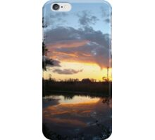 December Sunset 2014 iPhone Case/Skin