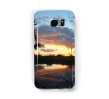 December Sunset 2014 Samsung Galaxy Case/Skin