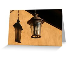 Reflected Light Greeting Card
