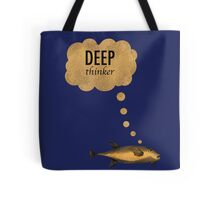 Deep Thinker Tote Bag