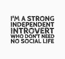 I'm an introvert Unisex T-Shirt