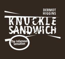 Knuckle Sandwich by Sophie Kirschner