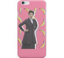 missy is bananas! iPhone Case/Skin