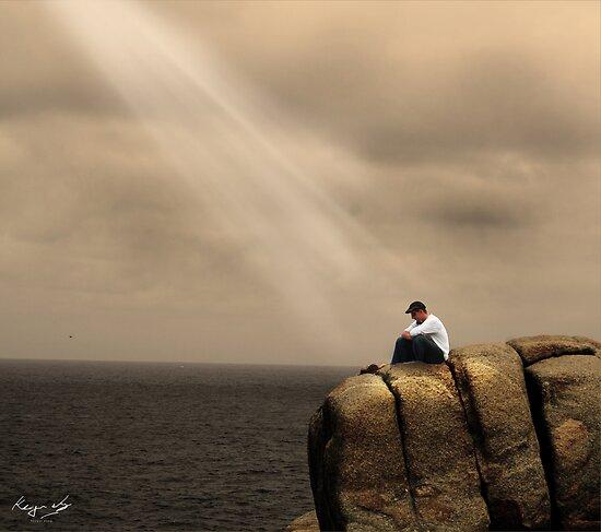 Salvation by Keegan Wong