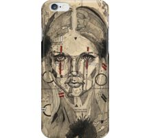 'Glitch 11' iPhone Case/Skin