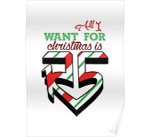 All I Want For Christmas is R5 Poster