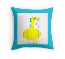 MY PET modern kids ART gifts, DECOR Throw Pillow