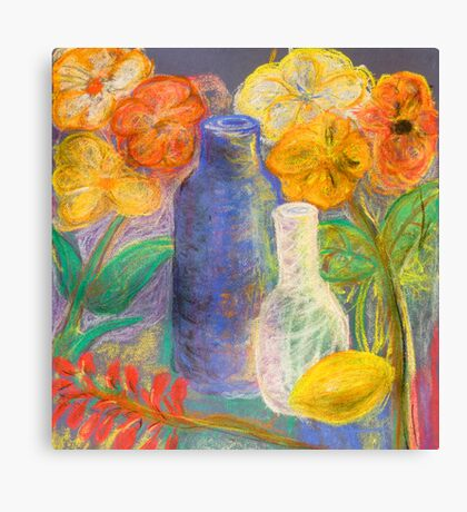 community still life Canvas Print