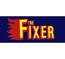 The Fixer Photographic Print