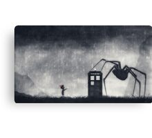 limbo who  Canvas Print