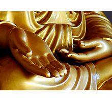 Buddha Hand 2 Photographic Print