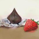 Chocolate And Strawberry Dreams by mtyokawonis