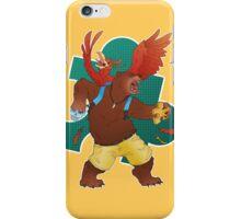 A Bear and Bird iPhone Case/Skin