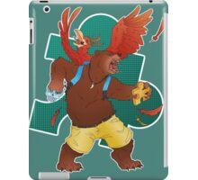 A Bear and Bird iPad Case/Skin