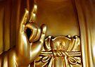 Buddha Hand 3 by Dave Lloyd