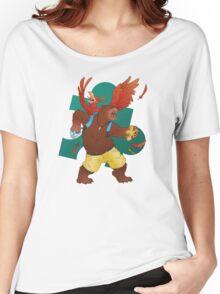 A Bear and Bird Women's Relaxed Fit T-Shirt