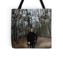 Belgium Forest Tote Bag