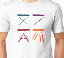 TMNT all icons! Unisex T-Shirt