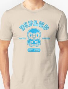 Piplup - College Style T-Shirt