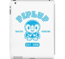 Piplup - College Style iPad Case/Skin