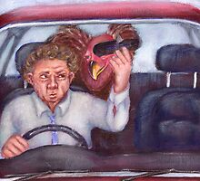 The Passenger by Tabitha Ashton