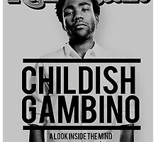 Childish Gambino by tbiamonte