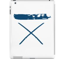 TMNT Leonardo icon iPad Case/Skin