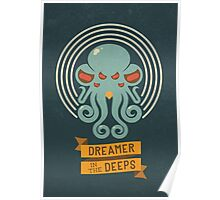Cthulhu, Dreamer in the Deeps Poster