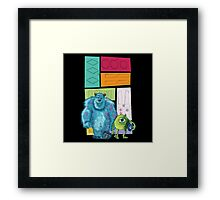 Ready For Work Framed Print