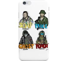 All those MW2 boys! iPhone Case/Skin