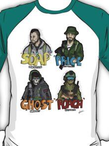 All those MW2 boys! T-Shirt